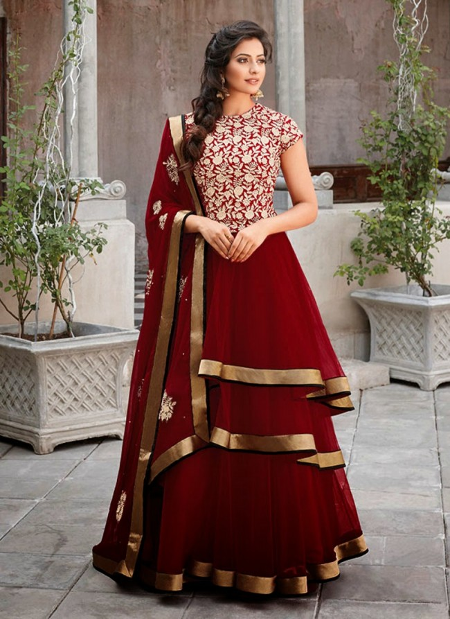 25 Beautiful And Elegant Frock Designs Collection For Girls