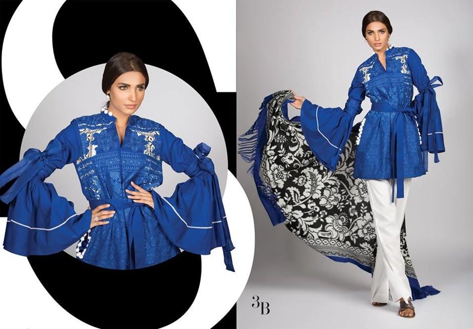 d61b7b3a51c2 25 Elegant Winter Dresses For Pakistani Girls for 2017-2018 - Folder