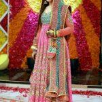 25 Best Mehndi Dresses For Pakistani Brides 2017,2018 , Folder