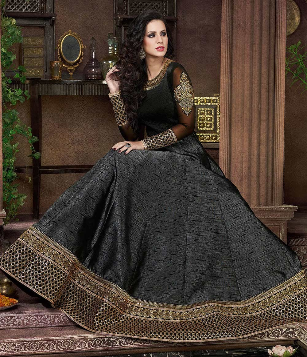 25 Beautiful And Elegant Frock Designs Collection For