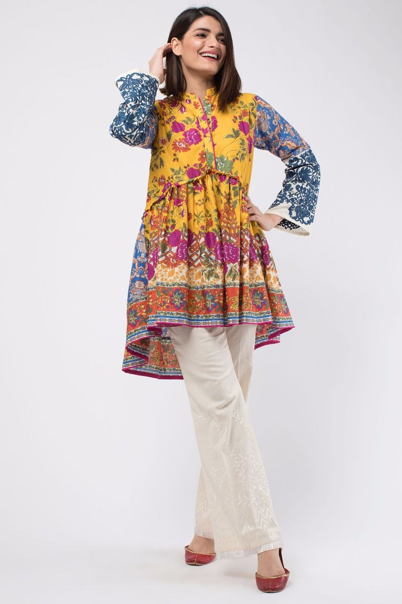 de07bd1e2c81 It will make you look absolutely pretty with all those detailing and the  design of the kurta which looks ...