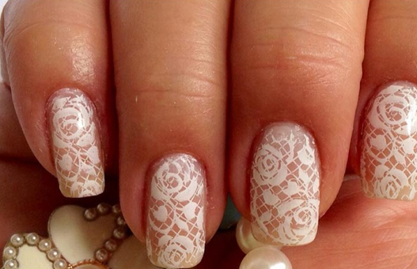 Top 25 Wedding Nail Art Designs To Make Your Big Day Special Folder