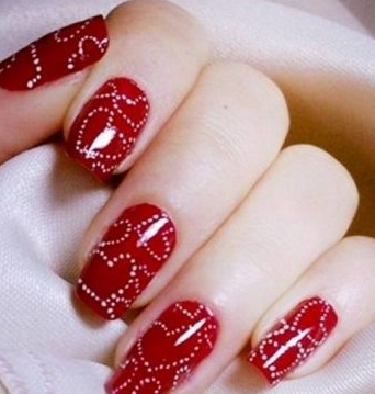Top 25 Wedding Nail Art Designs to Make your Big Day ...