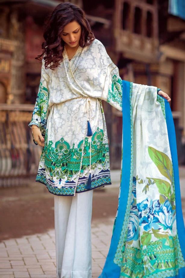 d6cc5c523 25 Elegant Winter Dresses For Pakistani Girls for 2017-2018 - Folder