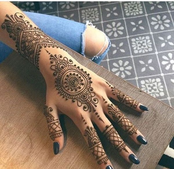 round themes make for incredible henna outlines as they are stylishly exceptionally engaging there is something about a slick circle that establishes a