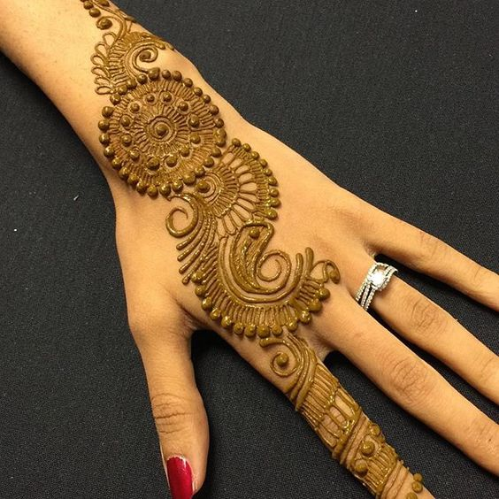 30 New And Gorgeous Mehndi Designs For 2019 To Try Out Folder