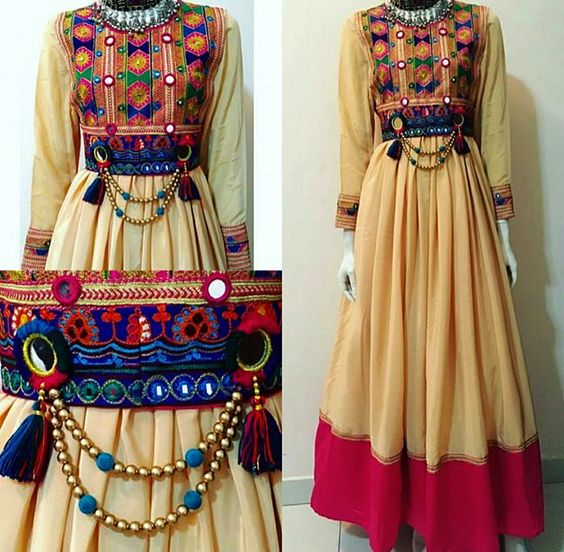 Afghan Clothes New Design