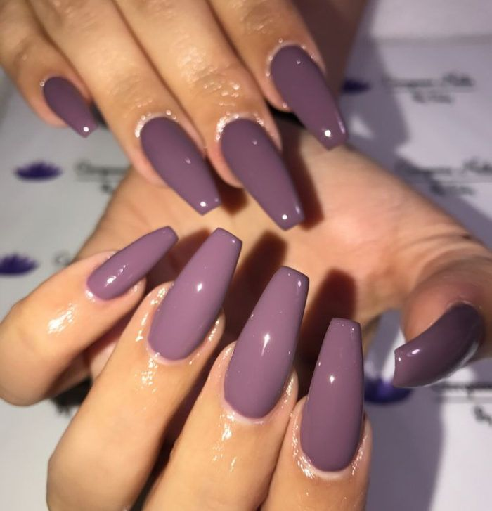 5 Different Nail Shapes That You Need To Know About - Folder