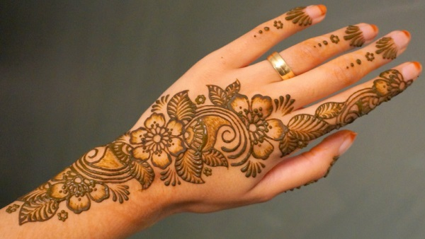 Wrist Tattoo Designs Henna Eid: 20 Best Eid Henna Designs For Hands 2018