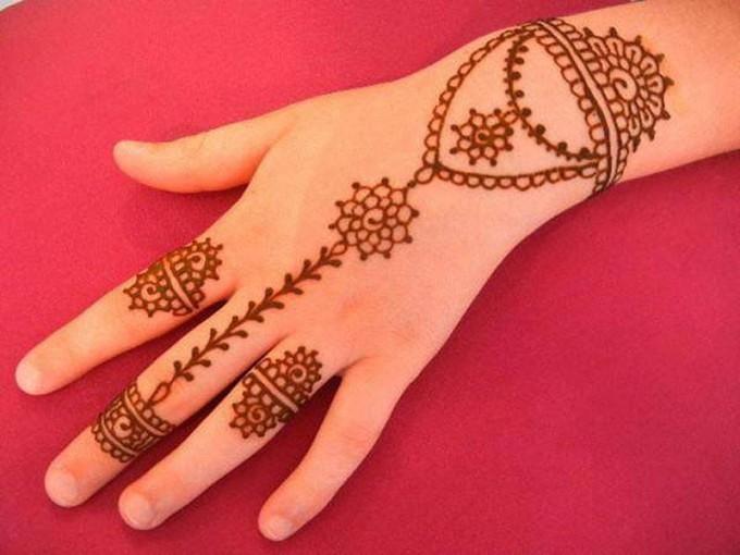 20 Best Bracelet Style Mehndi Designs You Need To Try Folder